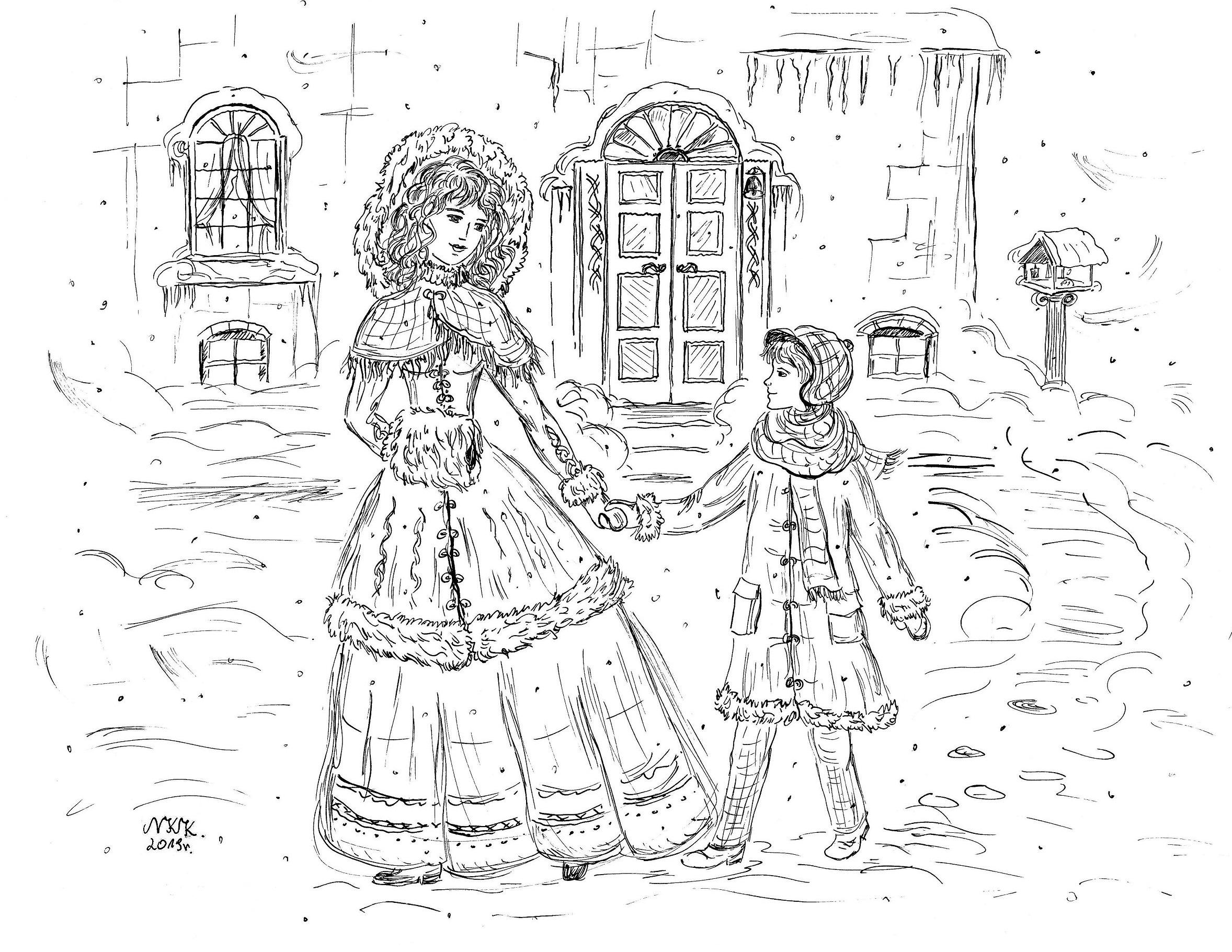 Portfolio - Natalia Krzyżanowska - ilustrator, akwarelista, grafik